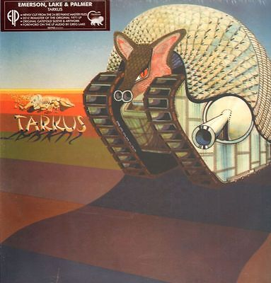 Emerson Lake & Palmer(Re-Issue Vinyl LP Gatefold)Tarkus-BMG-BMGCATLP2-E-M/M