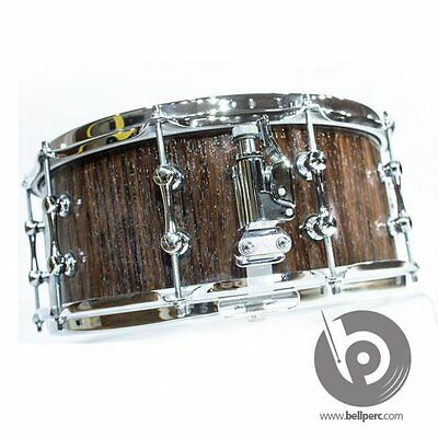 "Ahead 14"" x 6"" Single Ply African Wenge Snare Drum"