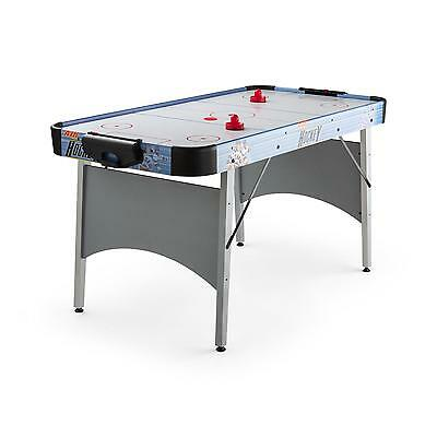 """AIR HOCKEY TABLE 6"""" 76x82x161 cm EXCITING GAME INDOOR CLUB HOME  2 PUCK PADDLES"""