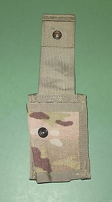 US Military Issue Molle II Multicam OCP Camo Single 40mm High Explosive Pouch
