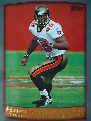 NFL 136 Hardy Nickerson Tampa Bay Buccaneers Topps 1999