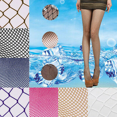 New Arrival Fishnet Pantyhose Nylons Hosiery Stockings Neon Retro Costume