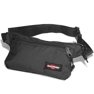 Eastpak Talky Unisexe Sac Banane - Black Une Taille