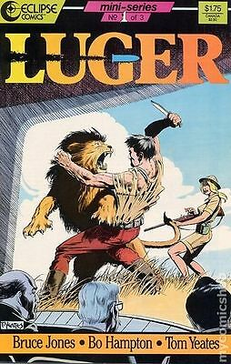 Luger (1986 Eclipse) #1 NM