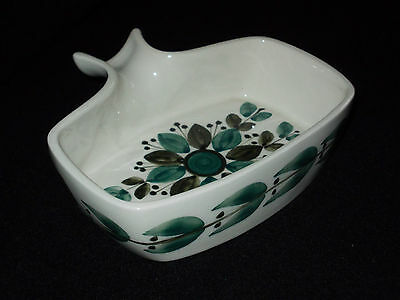 EARLY 1970's RETRO JERSEY POTTERY SERVING DISH