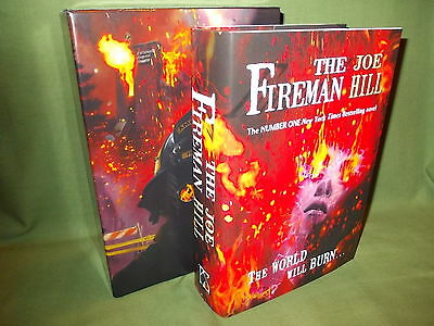 Joe Hill The Fireman  Signed Numbered Limited Edition With Slipcase New