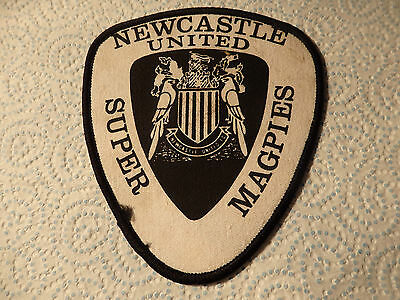 @ Vintage Sew On Patch - Newcastle (A)