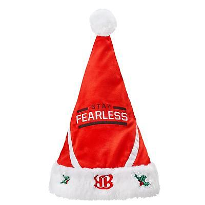 a29216986a New Licensed WWE Nikki Bella Stay Fearless Santa Hat Too Cool! Last Ones! w1