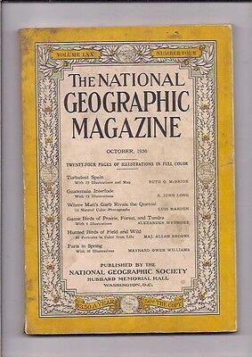 national geographic-OCT 1936-TURBULENT SPAIN.
