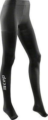 CEP Recovery+ Pro Women's Compression Tights: Black III