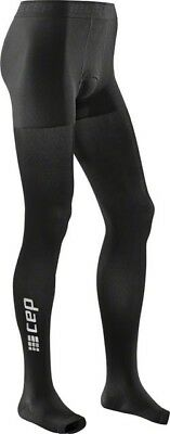 CEP Recovery+ Pro Men's Compression Tights: Black IV