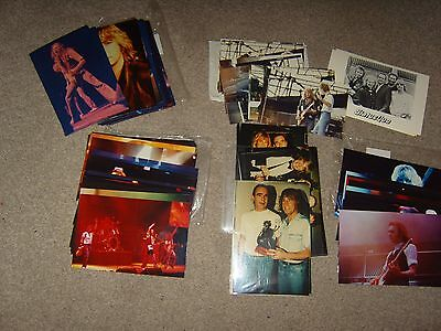 Job Lot - Status Quo - Photographs  & Clippings