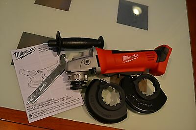 "New Milwaukee M18 18v 2680-20 4-1/2"" Cut-Off Grinder use 18 48-11-1815 1840"