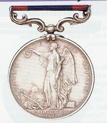The Sutlej Campaign 1845-46 - Medal Roll For The 31St., Regiment Of Foot