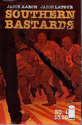 Image Comics Southern Bastards Issues 1 - 5