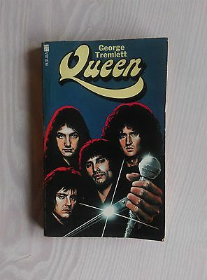 Queen (The Queen Story) George Tremlett 1976 paperback book 142 pages