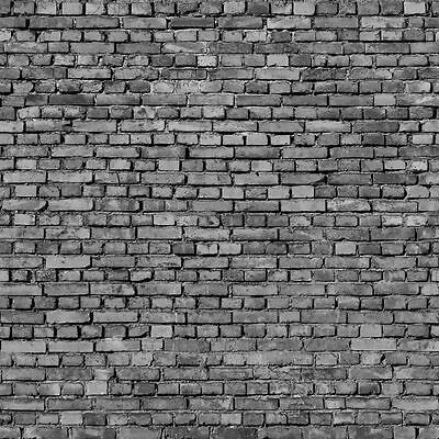 6 SHEETS EMBOSSED BUMPY BRICK stone wall 21x29cm SCALE G 1/24 CODE GnC1