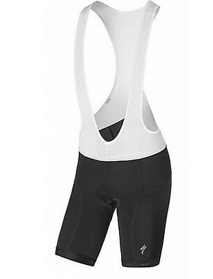 Specialized 644-4280 Cuissard à Bretelles Solid Solo Bib Shorts  Taille S Small
