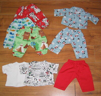 Bitty Baby doll clothes -  boy clothes large lot 5549-10-1