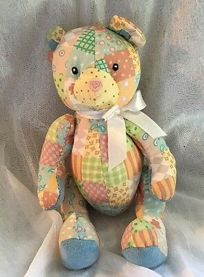 """Learning Curve 2006 Cloth Holly Hobbie 7"""" Bear Free Shipping"""