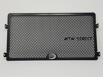 R&G RACING  BLACK RADIATOR GUARD Yamaha MT-07 (2017)