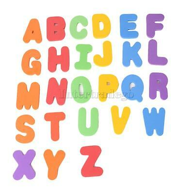 bath tub foam letters numbers kids child educational toy set gift of 36pcs