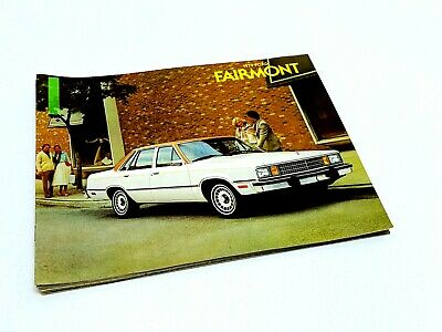 1979 Ford Fairmont Brochure