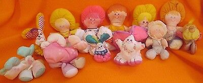 Lot 12 Fisher Price Smooshees People And Animals 1987 1988