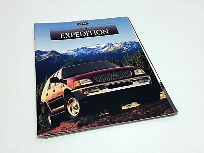 1997 Ford Expedition Brochure