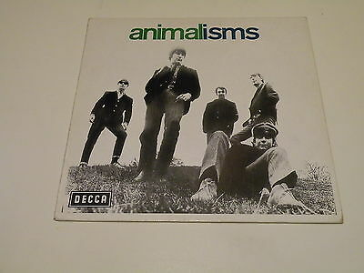 The Animals - Animalism - Lp Decca Records Made In Germany Reissue - Nm/vg++