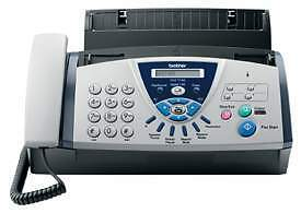 NEW! Brother Fax-T106 Thermal Transfer Fax