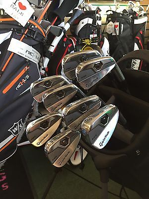 Taylormade Tour Preferred Mb Irons 3-Pw Stiff Flex Shafts.trade In Available