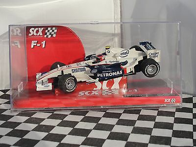 Scx Bmw Sauber F1  #4   63140  1:32 Slot  New Old Stock Boxed
