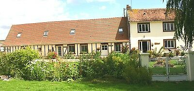 Normandy France Beautiful Farm House, + 3 Gites, Land and Outbuildings