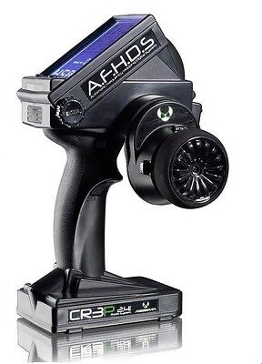 """Absima 2000002 3 channel Radio controll """"CR3P"""" 2.4 GHz incl. Receiver"""