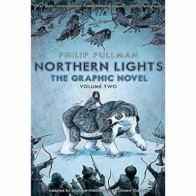 Northern Lights - The Graphic Novel Volume 2: Volume Tw - Paperback NEW Philip P