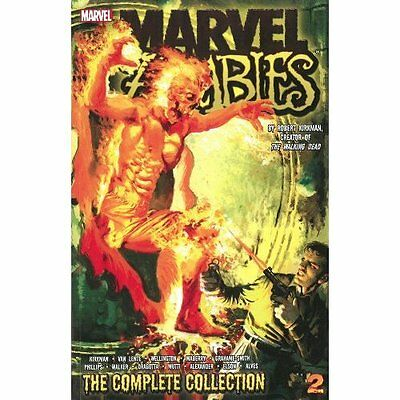 Marvel Zombies: The Complete Collection Volume 2 - Paperback NEW Fred Van Lente