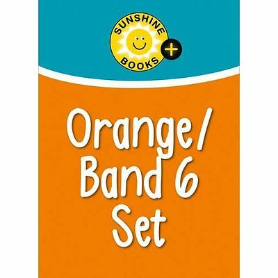 Sunshine Books  - Orange Set: Levels 15-16/Orange/Band  - Paperback NEW SUNSHINE