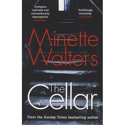 The Cellar - Paperback NEW Minette Walters 6 Oct. 2016