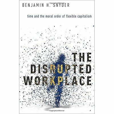 The Disrupted Workplace: Time and the Moral Order of Fl - Paperback NEW Benjamin