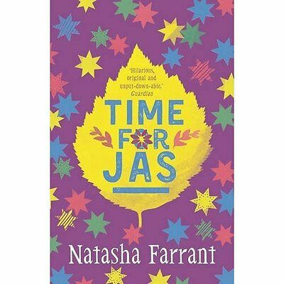 Time for Jas: The Diaries of Bluebell Gadsby (Diaries o - Paperback NEW Natasha