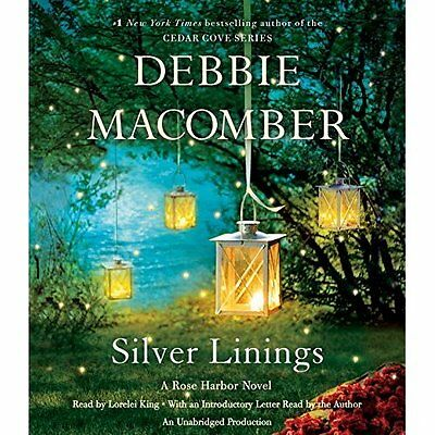 Silver Linings (Rose Harbor) - Audio CD NEW Debbie Macomber a