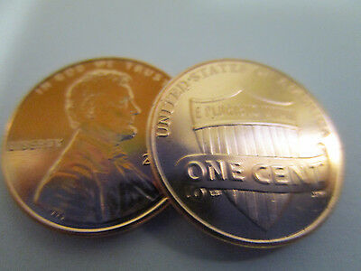 Gem Bu. 2018 P&d Lincoln Cents Now In Stock