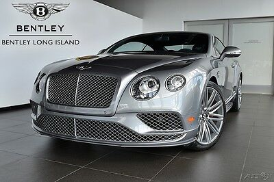 2016 Bentley Continental GT Speed Offered for Sale by Long Island's Only Factory Authorized Bentley Dealer