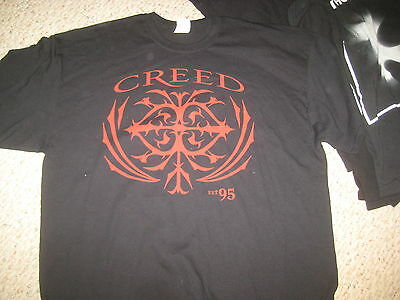 CREED   - Rock T-shirt  XXL    (one of many i am selling)