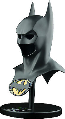 BATMAN - Batman Forever Life-Size Bat Cowl Replica (HCG / Styles On Video) #NEW