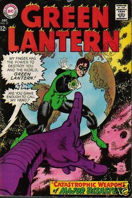 Green Lantern Issue 57 By Dc Comics