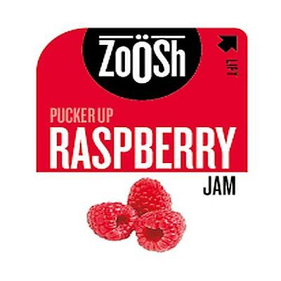 *Bulk Buy*Zoosh (Kraft) Raspberry Jam Portion Control Tray 50x13.6gram Free Post