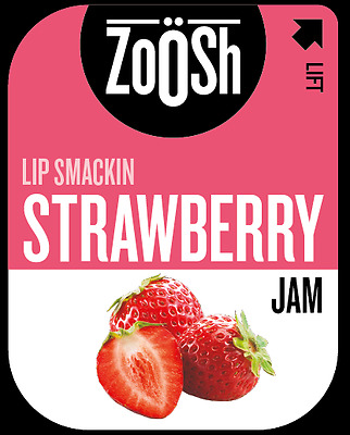 *Bulk Buy*Zoosh (Kraft) Strawberry Jam Portion Control Tray 50x13.6gm Free Post