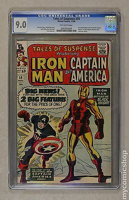 Tales of Suspense (1959) #59 CGC 9.0 (0047824004)
